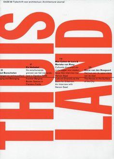 OASE Magazine N°68