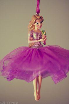 lovely Rapunzel Charm