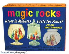 Magic Rocks More