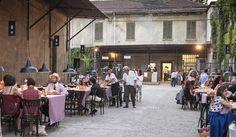 I 13 migliori ristoranti con giardino a Milano