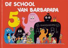Boek - De school van Barbapapa. Verkrijgbaar bij www.vanallesvan.nl