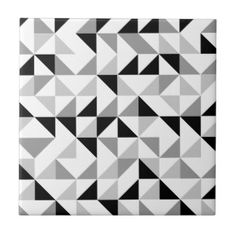 Shop Triangles geometric pattern tile created by stickerzlab. Personalise it with photos & text or purchase as is! Geometric Patterns, Geometric Tiles, Graphic Patterns, Tile Patterns, Geometric Designs, Geometric Shapes, Geometric Graphic, Triangle Art, Triangle Pattern