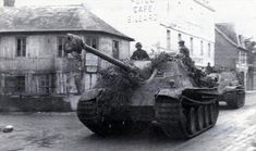 Jagdpanther: on 30th July 1944 three of these tanks, beloging to the s.Pz.Jg.Abt. 654 destroyed more than half of a Churchill tanks squadron in a little more than a minute.