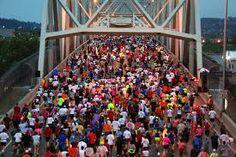 Flying Pig Marathon -- Cincinnati, OH