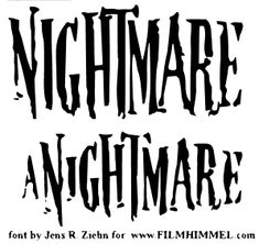50+ Free High Quality Gothic & Horror Fonts