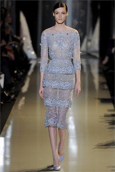 Sfilata Elie Saab Paris - Alta Moda Primavera Estate 2013 - Vogue #jadealyciainc www.jadealycia.com