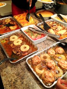Quick dinner party meals