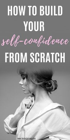 Need to build your self-confidence or boost your self-esteem? These 17 tips will help you initiate self-care and self-love and will build up your self-confidence. Boost your self-esteem/ Self-improvement/ Self acceptance/ Self appreciation/ Personal devel Building Self Confidence, Self Confidence Tips, Confidence Boost, How To Build Confidence, Confidence Building Exercises, Building Self Esteem, Confidence Quotes, Toxic Relationships, Healthy Relationships
