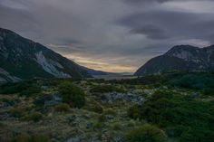 Randonnées au parc national Aoraki/Mount Cook | Nouvelle-Zélande | Blog voyages ➡ Prenez Place