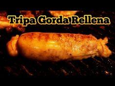 Tripa Gorda Rellena - Receta para un asado Especial! - Locos X el Asado - YouTube