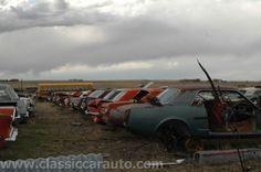 old car salvage yards | Junk Yard Tours Woller Auto Parts Lamar Colorado