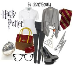 i want all of this now please!! Disneybound!