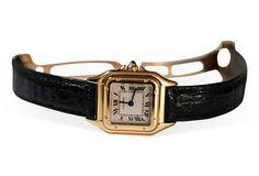 Cartier Panthère 18K Gold Ladies Watch