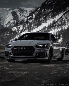 Audi A5 Coupe, Audi Suv, Fancy Cars, Cool Cars, Audi Rs5 Sportback, Black Porsche, Lux Cars, Street Racing Cars, Pretty Cars