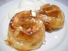 Apple & Custard Pastries « Cupcakes are Pretentious