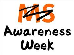 Spread the news! It's National MS Awareness Week March 11-17th! Every connection counts! Join the movement! Make a difference!