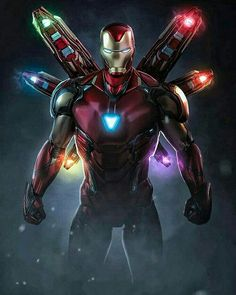 Here are 6 Answered Questions About Avengers: Endgame which Marvel has kept it away from us. Aust read for Marvel Cinematic Universe lovers. Iron Man Avengers, The Avengers, Funny Avengers, Iron Man Kunst, Iron Man Art, Iron Man Wallpaper, Wallpaper Art, Marvel Fan, Marvel Heroes
