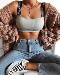 Find images and videos about fashion, style and outfit on We Heart It - the app to get lost in what you love. Fashion Killa, Look Fashion, Teen Fashion, Autumn Fashion, Fashion Outfits, Womens Fashion, Fashion Pics, Latest Fashion, Fashion Trends