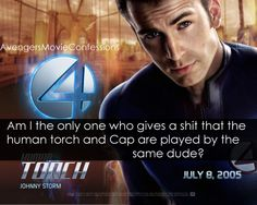 This bothered me a lot! But the fantastic 4 won't be in the avengers movies anyways...