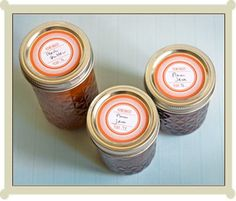 Labels & Crafts | Sweet Preservatio