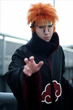 Pain #naruto #anime #cosplay #freatoysville #tuesday pic courtesy:google