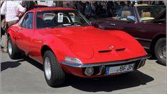 Opel GT, gesehen am 08.05.2016 in Bremerhaven.