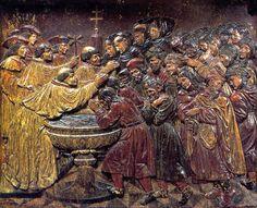 Retablo de la conversión de los moriscos (Felipe Vigamy)