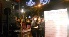 Quémepongo en The Shopping Night Barcelona 2012