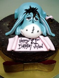 Eeyore by Sliceofcake.deviantart.com on @deviantART