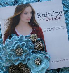 The Flitter Knitter: Knitting in the Details!