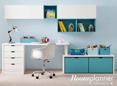 Ideas de habitación infantil originales, modernas y divertidas! (by Asoral)