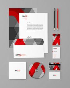 stationery / MAXXI