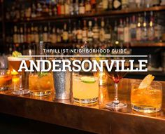 There's still a bevy of worthwhile bars and restaurants here that are notably not-Nordic.