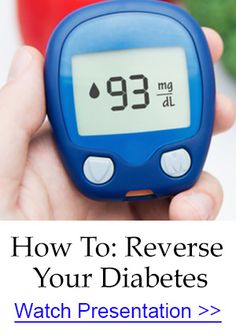 MD Advice: Simple Method To Reverse Your Diabetes In 3-Weeks [Watch]