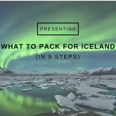 Hot springs, glaciers, Viking museums, & the dancing waves of the northern lights.   What to see in Iceland & how to pack accordingly...on the blog: http://www.eaglecreek.com/blog/what-pack-iceland-five-step-solution