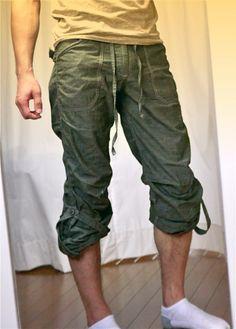 NanNom Roll-Up Hem Jeans PRICE $22.50 #pants #fashion #men ...