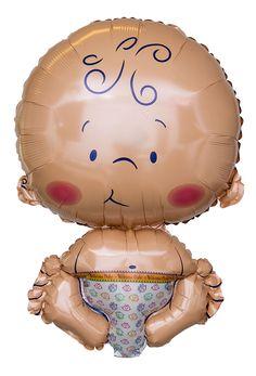 Mama und Papa werden das Ballon Baby genauso lieben wie ihr Nachwuchs, der den großen Kumpel mit staunenden Augen beobachten wird. Ob Junge oder Mädchen – diese Ballonpost von Ballongruesse.de ist farblich neutral gehalten und passt daher als Geschenk für beide Geschlechter.