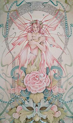 Linda Ravenscroft FAIRY MUSE