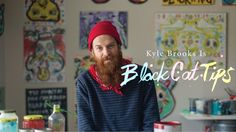 The Daily Muse: Black Cat Tips – The Art of Kyle Brooks Curated by Elusive Muse http://elusivemu.se/kyle-brooks/ ©2015, All Rights Reserved, Kyle Brooks