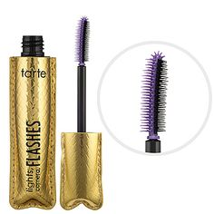 """This @Tarte Creative Marketing Creative Marketing mascara """"Lights, Camera, Flashes"""" is perfect for twiggy-esque lashes."""