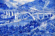 Os típicos azulejos portugueses são um dos 12 tesouros da Europa para o The New…