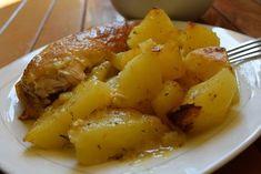 Κοτόπουλο με πατάτες στον φούρνο !! ~ ΜΑΓΕΙΡΙΚΗ ΚΑΙ ΣΥΝΤΑΓΕΣ 2