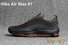Nike 97 KPU MAX 97 KPU New Men Carbon Grey Orange 40-47