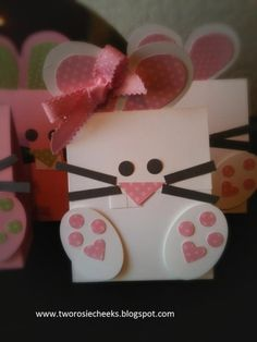 Bunnies Treats by Chanron - Cards and Paper Crafts at Splitcoaststampers