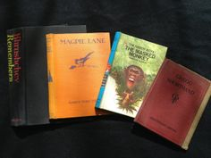 4 Vintage Book Covers Recycled Hardy Boys Khrushchev by jammatun, $3.75