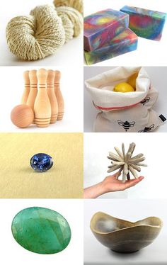 Treasure's from the Earth by M. Cathy Wilson on Etsy--Pinned with TreasuryPin.com