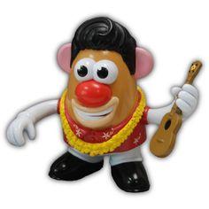 NEW Elvis Presley HAWAII Mr. Potato Head Doll Toy picclick.com