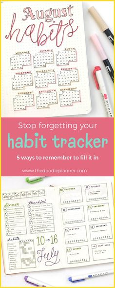 Fantastic reminders and suggestions to help you keep your bullet journal collections and trackers up to date. This allows you to become more self organized. A fantastic article for those starting a bullet journal and for those who have had one for a long time.