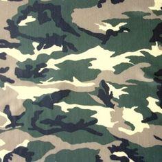 Camoflauge Nylon Lycra Swimsuit Fabric