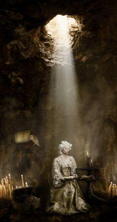 Enlightenment by Notvitruvian on deviantART